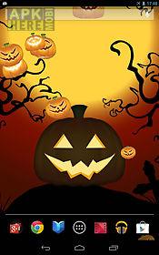 halloween pumpkin live wp