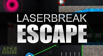Laserbreak: escape