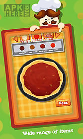 pizza maker now-chef cooking