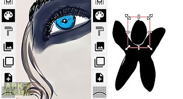 Paperone:paint draw sketchbook for Android free download at Apk Here
