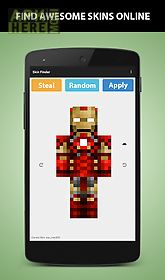 Skin finder for minecraft for Android free download at Apk