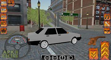 Car simulator game 2016