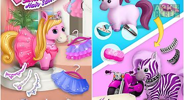 Pony sisters hair salon 2
