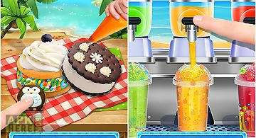 Summer frozen dessert maker