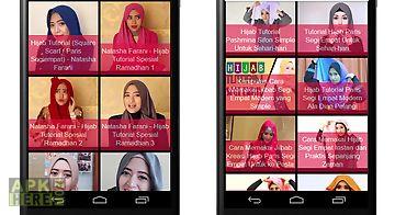 Video tutorial hijab