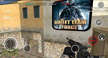Bullet team force - online fps