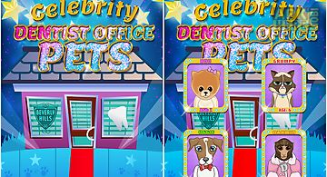 Celebrity dentist office pets