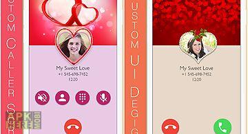 Hd call screen os9 love theme