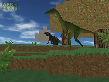 jurassic craft - dino hunter