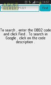 obd2 codes