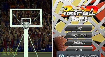 3d basketball shot