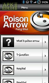 fengshui poison arrow lite