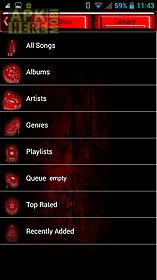 poweramp skin true blood