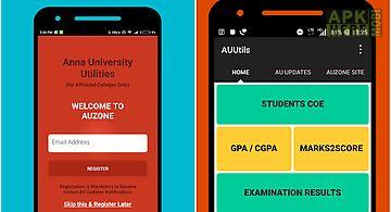 Anna university results auzone