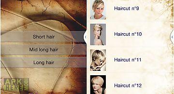 Haircut catalog 2016