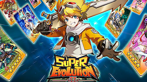 super evolution 2: monster league rpg