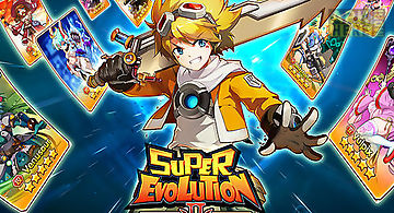 Super evolution 2: monster leagu..