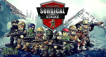 Surgical strike: indian army