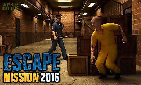 escape mission 2016