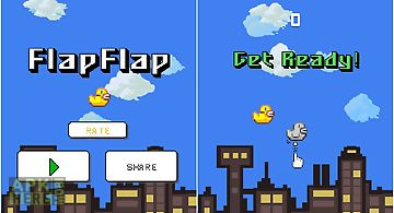 Flappy duck - flapflap