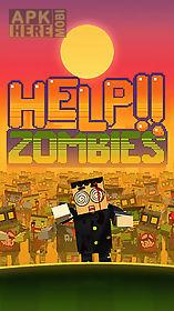 help!! zombies: mowember