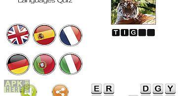 Languages quiz free