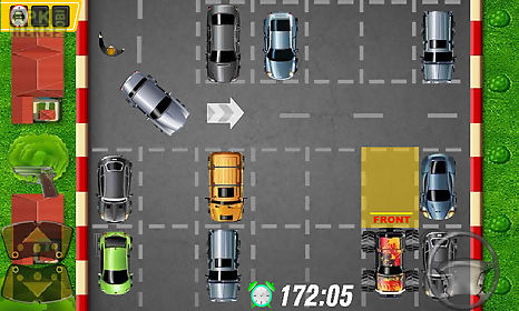 parking car-perfect parking