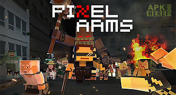 Pixel arms ex: multi-battle