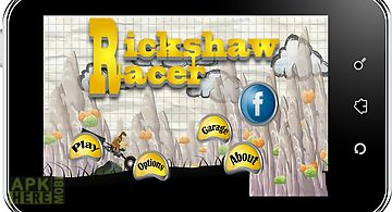 Rickshaw racer extreme