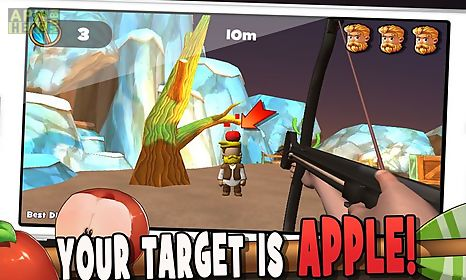 your target is apple