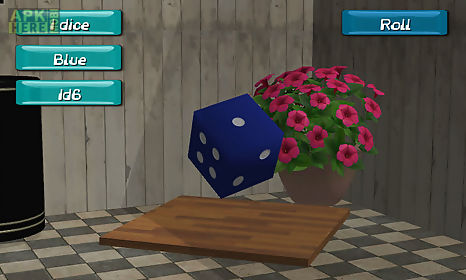board dices roller 3d