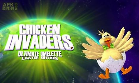 INVADERS 4 ULTIMATE OMELETTE CHICKEN TÉLÉCHARGER