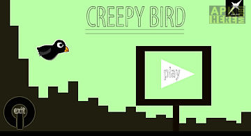 Creepy bird