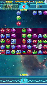 galactic burst: match 3 game