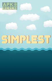 simplest