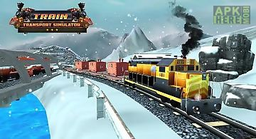 Train: transport simulator