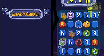 Haunted numbers