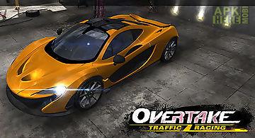 Overtake: traffic racing