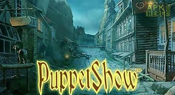 Puppet show: lost town