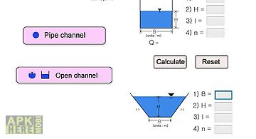 die flow channel calculation