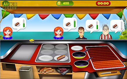 cook games of everything fever