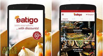 Eatigo - restaurant discounts