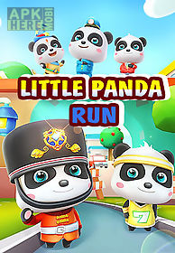 little panda run