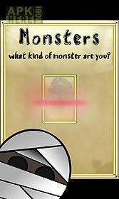 monster detector