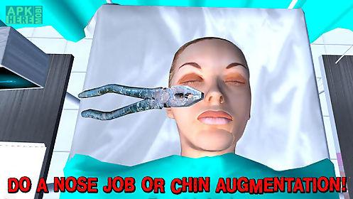 free plastic surgery simulator
