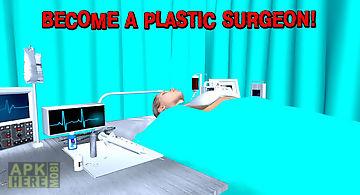 Plastic surgery simulator 3d
