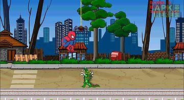 Subway spiderman rush