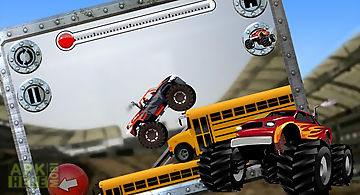Top truck free - monster truck