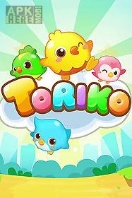 toriko: puzzle pvp game