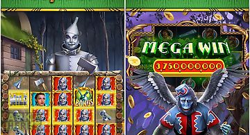 Wizard of oz free slots casino